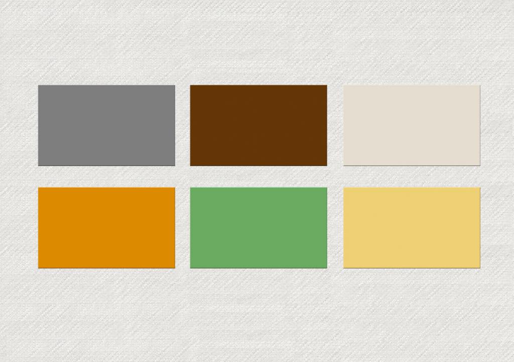 Màu sắc đồng phục Fusion Suite