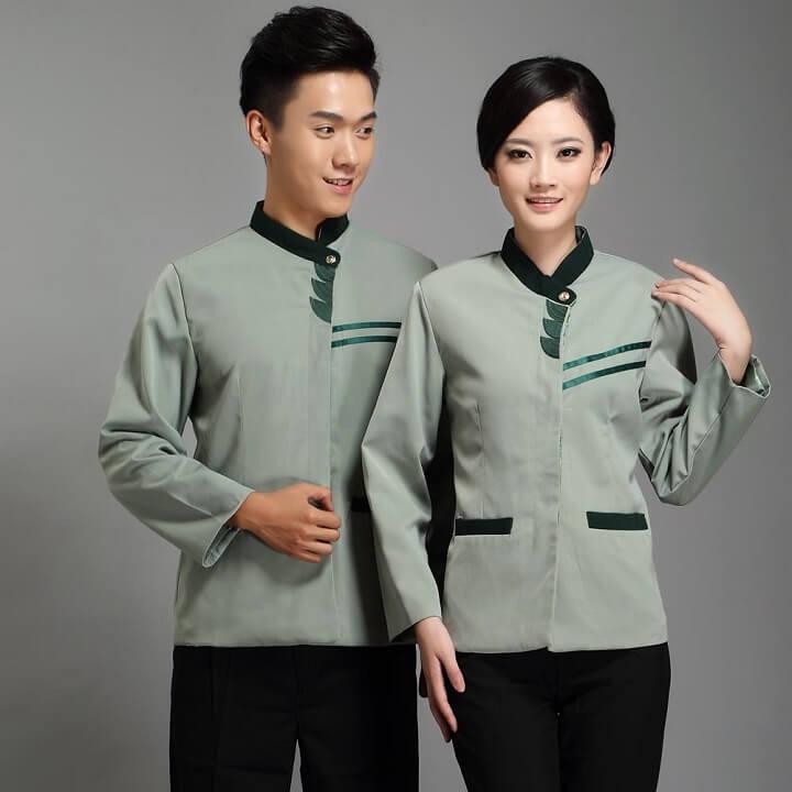 đồng phục buồng phòng